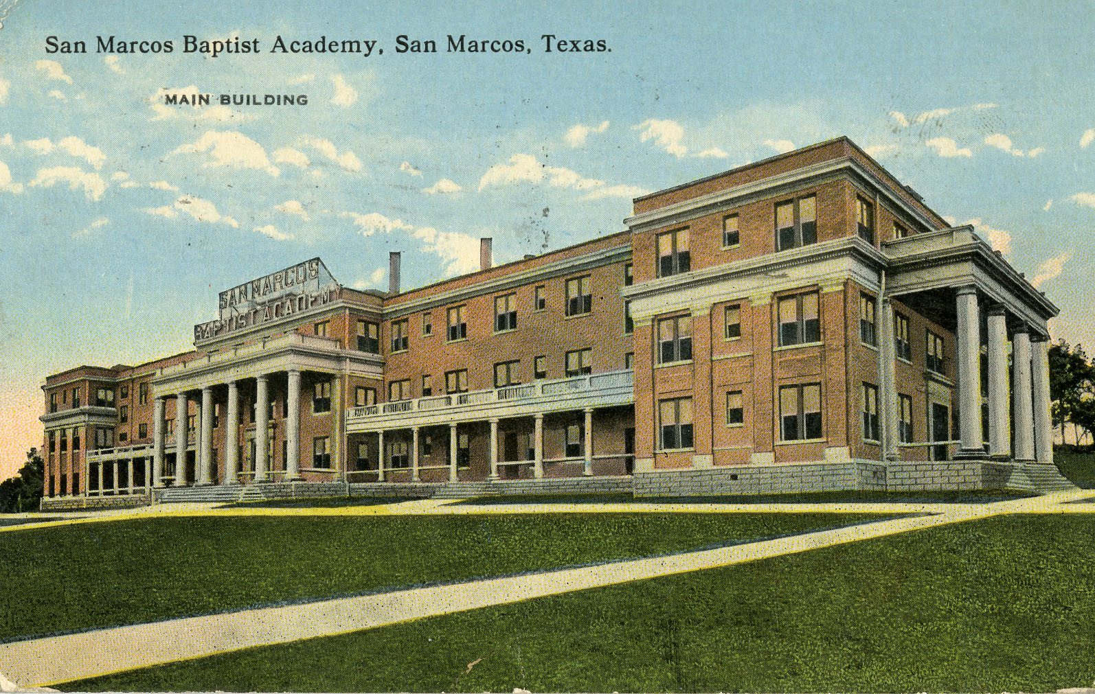 Photo: Texas State University Archives